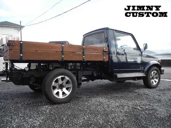 ジムニートラック・ジムトラ